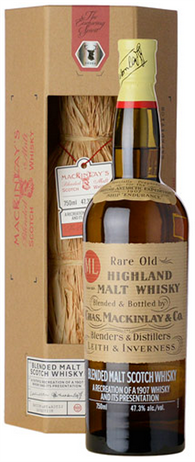 Mackinlays Scotch Rare Old Journey